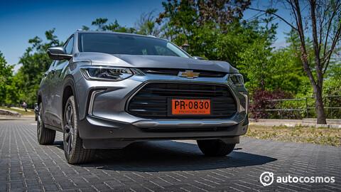Test drive Chevrolet Tracker 2021: una evolución de verdad