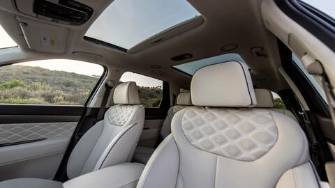 El interior del Palisade huele mal y Hyundai no sabe por qué