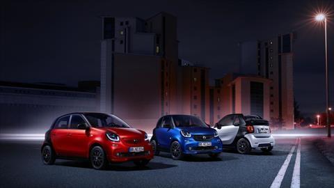 smart se suma a la moda de las SUV eléctricas
