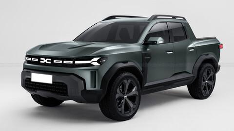 Bigster Oroch: ¿Renault consideraría tener una pick-up XXL?
