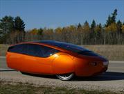 Urbee 2, un auto híbrido hecho con una impresora 3D