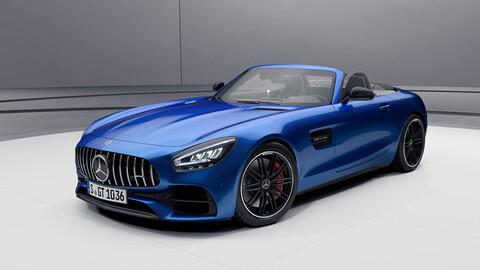 Mercedes-AMG GT 2021, mejorado por reestructuración de la gama