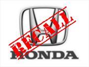 Recall de Honda a 11,000 unidades del Accord