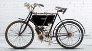 ¿Sabías que la primera motocicleta de la historia es de Peugeot?