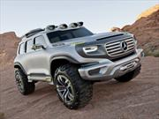 Mercedes-Benz Ener-G-Force concept anticipa el futuro Clase G