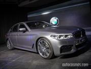 La 7ma generación del BMW Serie 5 se lanza en Argentina