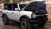 Ford Bronco 2021 se deja ver sin camouflage