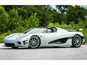 ¿Quién da más?: Se vende este exclusivo Koenigsegg CCXR Trevita