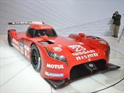 Nissan GT-R LM NISMO, un auto de carreras lleno de tecnología