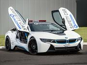 BMW i8 repite como Safety Car de la Fórmula E