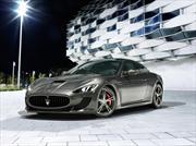 Maserati GranTurismo MC Stradale para cuatro pasajeros