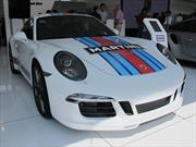 Porsche 911 Carrera S Martini Racing llega a México