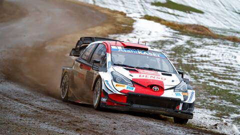 WRC 2021: Ogier no se cansa de hacer historia