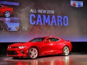 Chevrolet Camaro 2016: La leyenda continúa. Nace la sexta generación