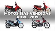 Top 10: Las motos más vendidas de abril 2019
