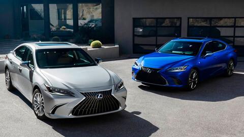 Lexus ES: La nueva generación se presenta en Shanghai
