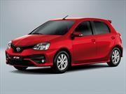 Toyota Etios estabiliza su gama en Argentina