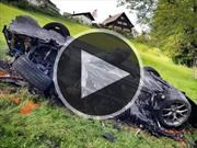 Video: Richard Hammond hace pedazos un Rimac Concept One