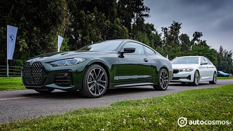 Toma de Contacto: los nuevos Serie 4 y Serie 5 de BMW en la pista