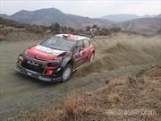 WRC 2017: Citroën casi que juega de local