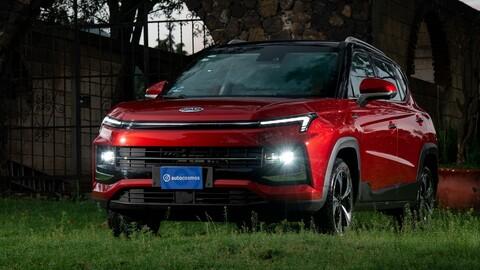 JAC SEI4 Pro 2022 a prueba, una SUV china que hay que tomar en serio en México