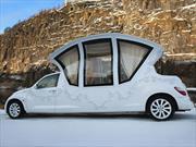 Un Chrysler PT Cruiser convertido en limusina