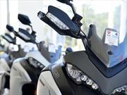 Ducati presentó su nueva moto con el Demo Experience