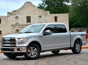 Ford Lobo 2015 obtiene 5 estrellas en pruebas de choque de la NHTSA