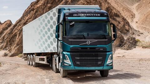 Volvo compra la división de camiones pesados de JMC en China