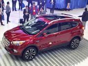 Ford Escape 2017: Estética y mecánica renovadas