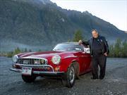 Récord: Un hombre recorrió casi 5 millones de kilómetros con su Volvo 1800S