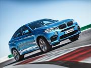 La nueva BMW X6 M, de cal y arena en Nürburgring