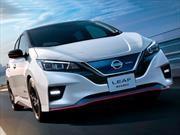 LEAF Nismo es el nuevo deportivo electrizante de Nissan