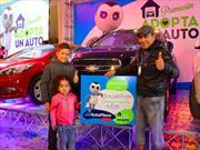 Chevrolet Chile regaló dos vehículos cero kilómetros