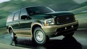 ¿Vuelve la gigantesca Ford Excursion?
