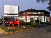 Mitsubishi Motors inaugura espacio en Costa Salguero
