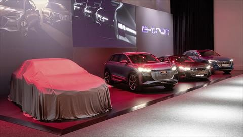 Proyecto Artemis, un ambioso plan de Audi que permitirá desarrollar nuevos modelos
