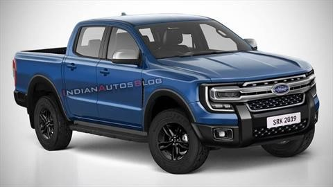 Nueva Ford Ranger tendría versión híbrida más poderosa que la Raptor