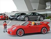 El Porsche 911 Carrera de Playmobil