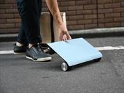 Walkcar, el auto del tamaño de una PC portatil