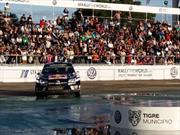 WRC Argentina, VW hizo punta
