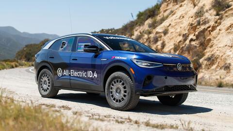 Volkswagen quiere ir a correr al desierto de Baja con un ID.4
