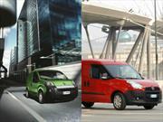 FIAT Doblò Cargo y FIAT Fiorino brillan en el Reino Unido