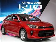 All New KIA Rio 2018 ya está en Colombia