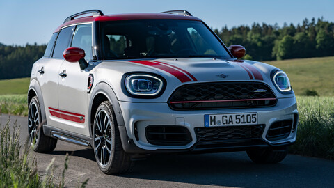 MINI John Cooper Works Countryman 2021, cambios imperceptibles