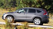 Nueva Honda CR-V 2012 a prueba