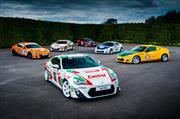 Toyota rinde tributo al GT86