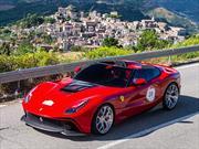 La primera Ferrari F12 convertible es una pieza única