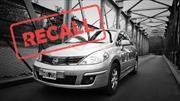 Recall Nissan Tiida