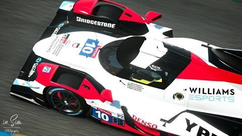Así será el auto argentino que correrá en Le Mans